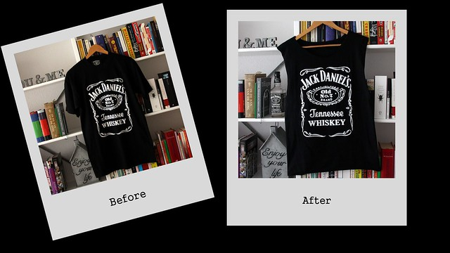 DIY Jack before-after
