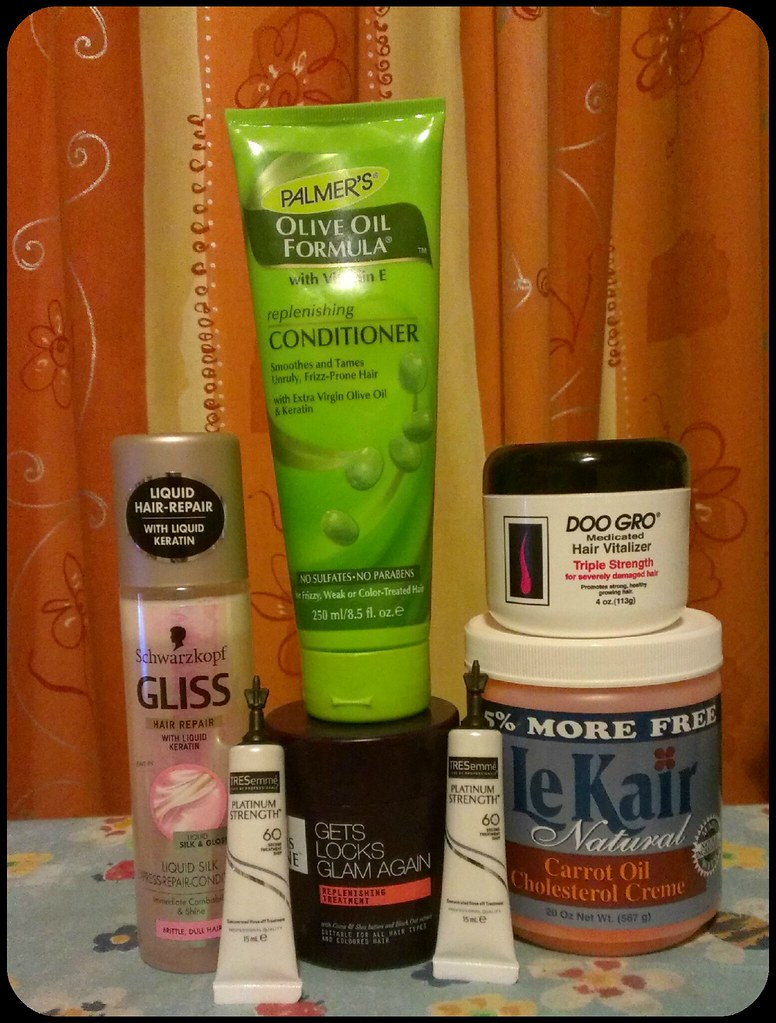 Haul : Hair care