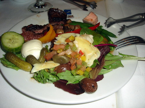 Dinner at Texas De Brazil