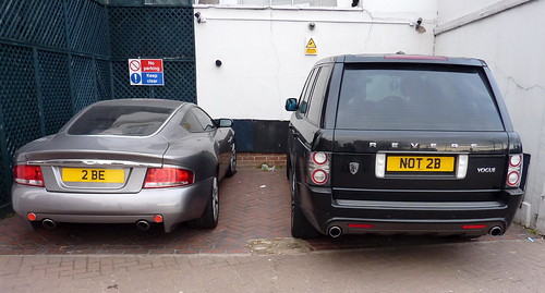 Factors To Consider When Buying A New Number Plate