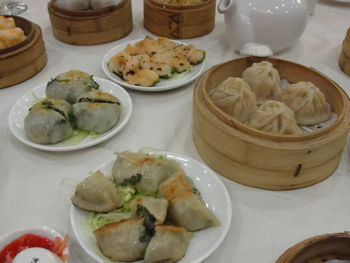 dim sum of course