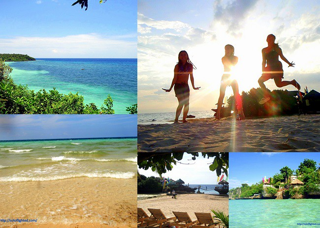 Camotes beach