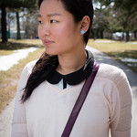 peter pan collar outfit