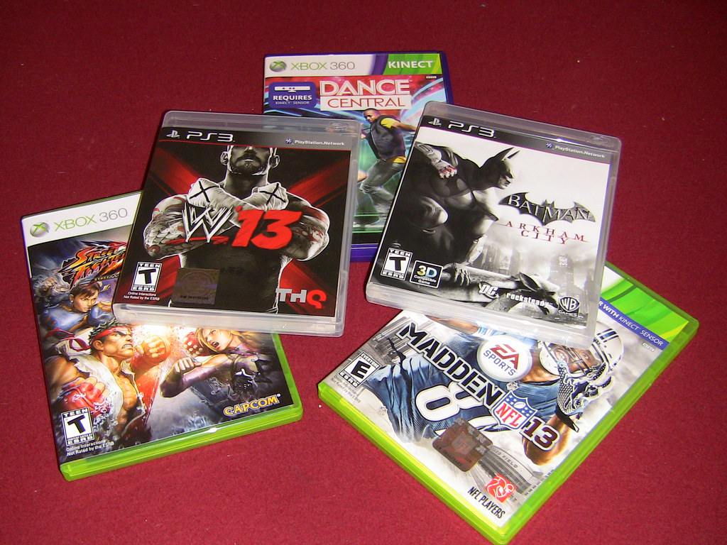 Geek - Video Games