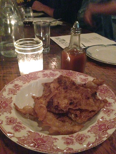 Chicken Crackling @ Hart and the Hunter