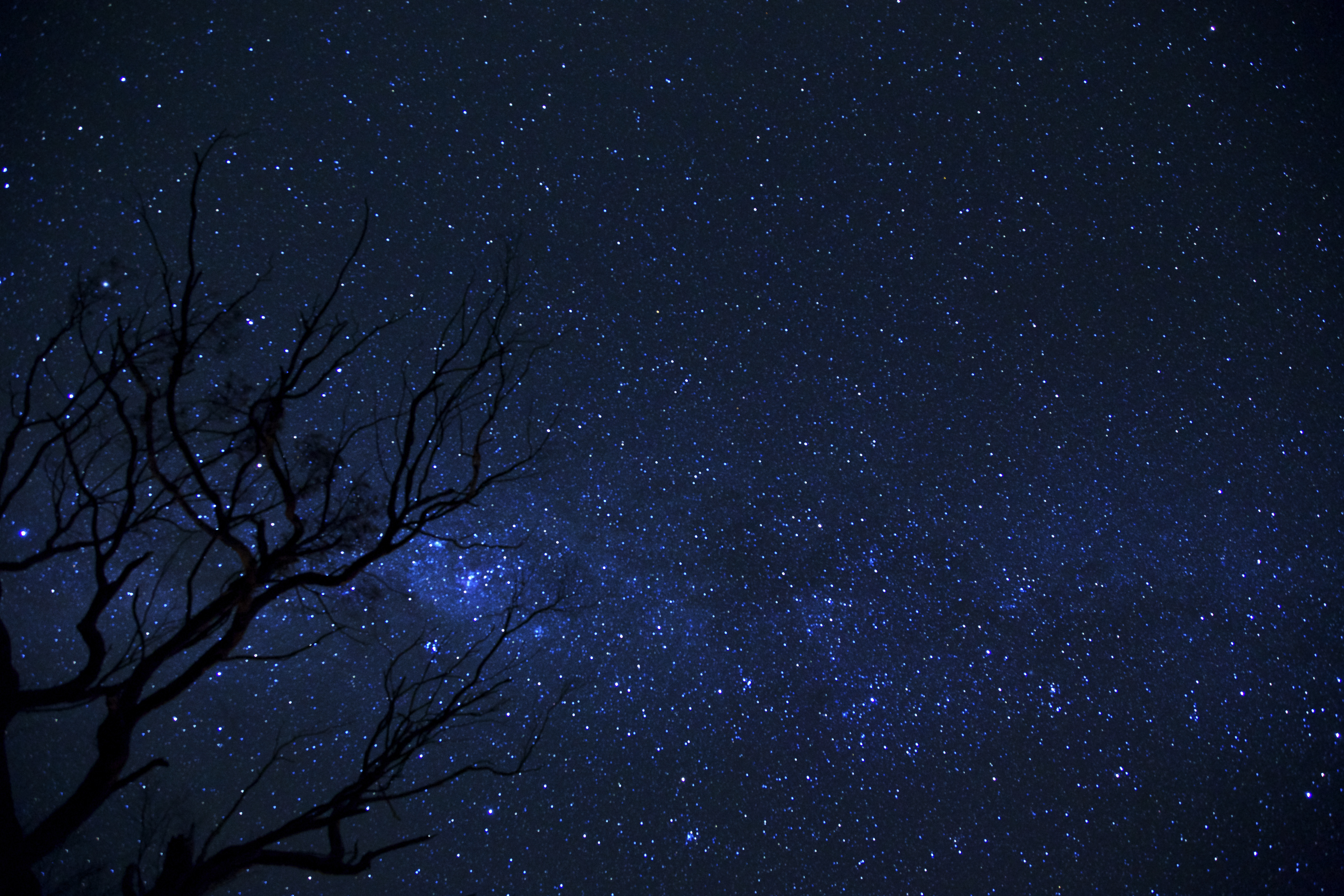 Starry Sky Background For Tumblr