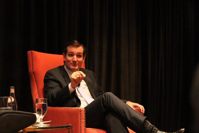 Senator Ted Cruz 4-5-2013
