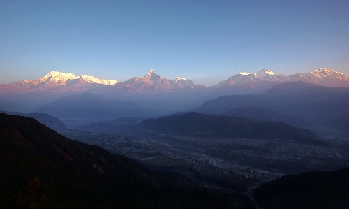 nepal sky snow west sunrise lens haze asia view angle sony wide sigma super clear peaks alpha 1020mm incredible range 77 annapurna himalayas slt lenses a77