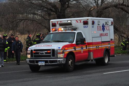 FDNY EMS Ambulance 557