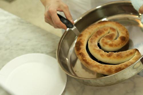 serpentine pastry