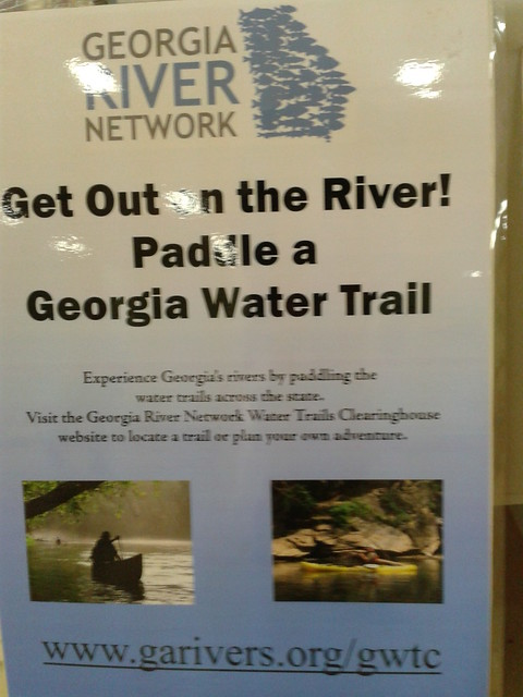 Paddle a Georgia Water Trail, garivers.org/gwtc