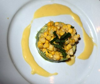 Corn & Avocado Terrine