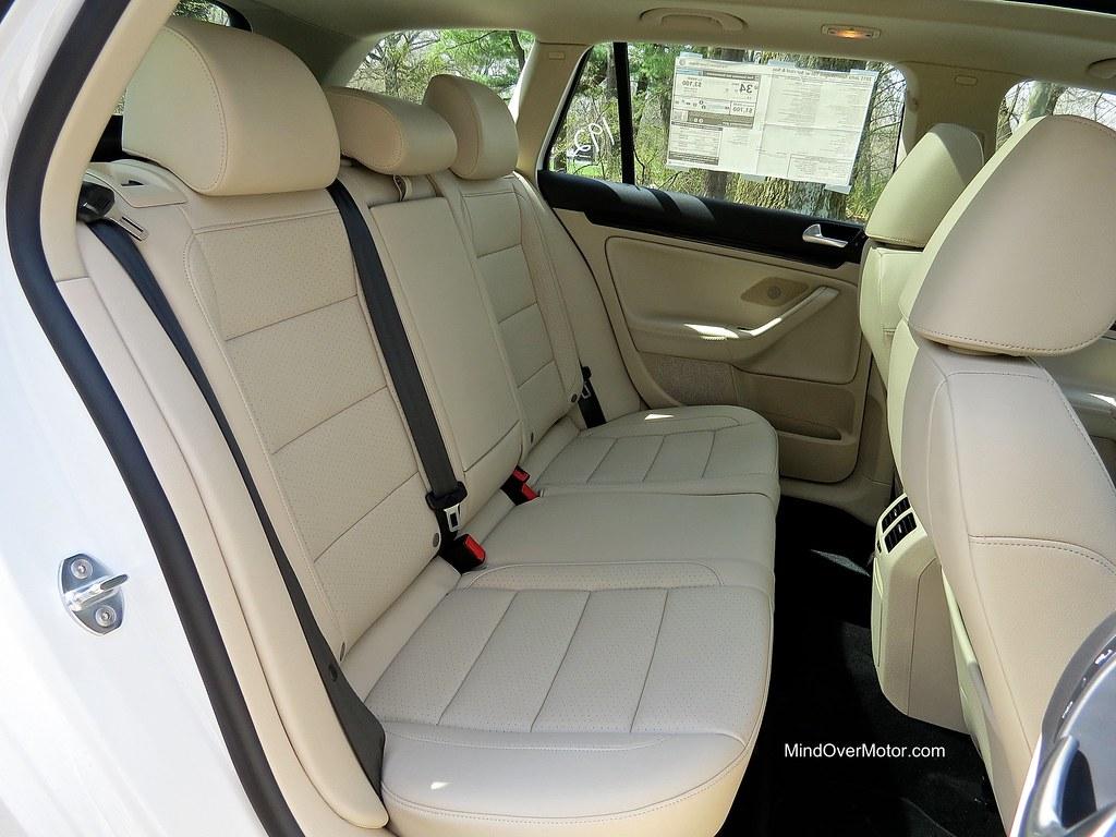 2013 VW Jetta Sportwagen TDI Interior  ...