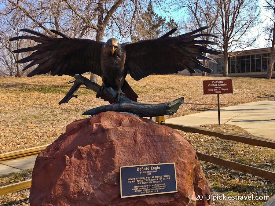 The DeSoto Eagle