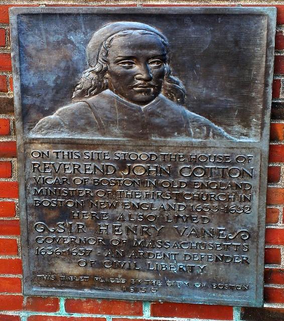 John Cotton Minister England Colonial: Who Is John Cotton?