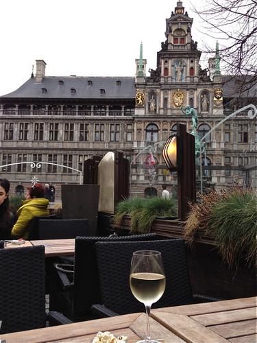 Antwerp - Stadhuis