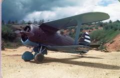 Polikarpov I-153, P.7250, China a