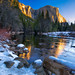 Old Snow in Yosemite by mojo2u