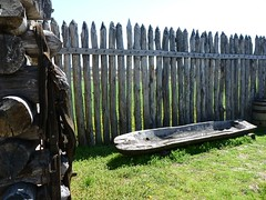 Camp Dubois Fence