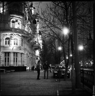 Вечерняя Садовая 1