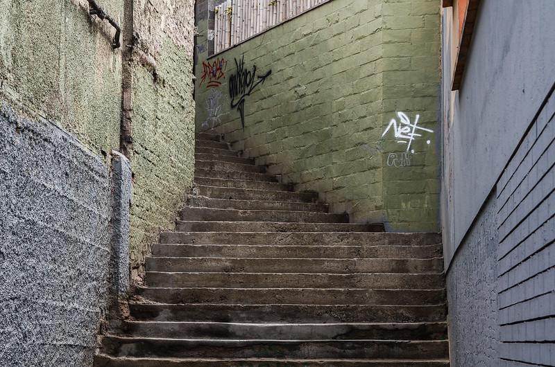 Stairways to Beach