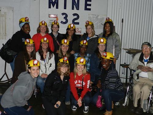 KY Coal Mine Tour 2013