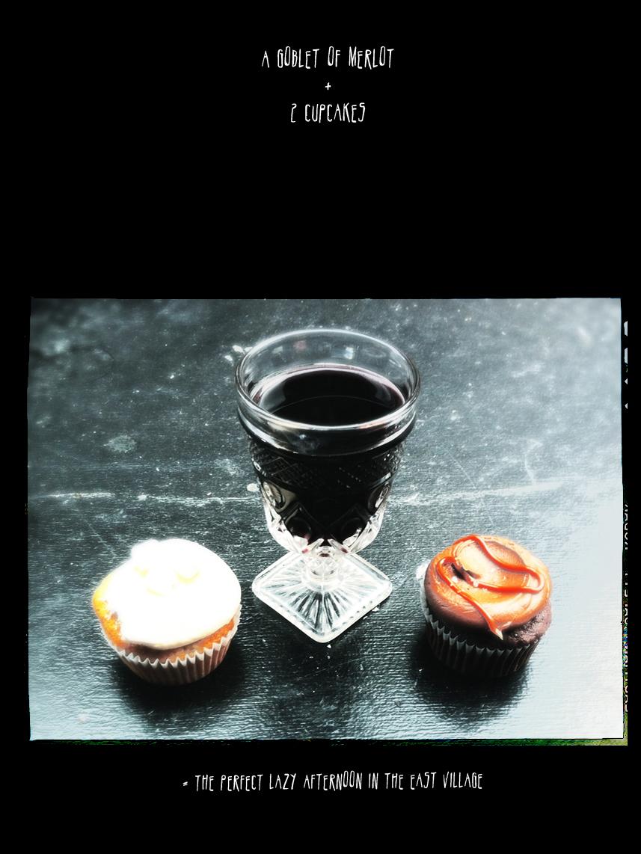 wine & cupcakes
