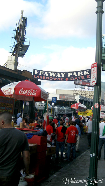Boston: Fenway Park