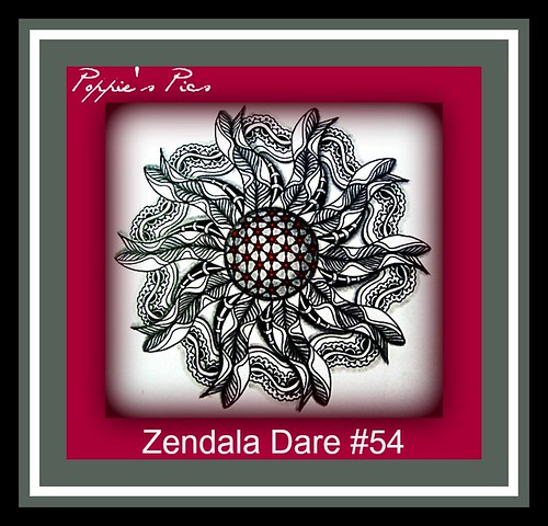 Zendala Dare # 54a by Poppie_60