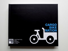 Cargo Bike Nation - The Book - Front Cover