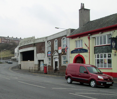 Whitehaven Former Bus Station