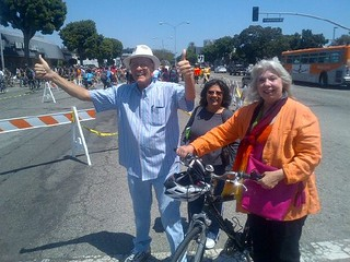 CicLAvia to the Sea a Success, Planning Underway for April 2014