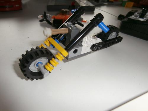 Motor cycle WIP