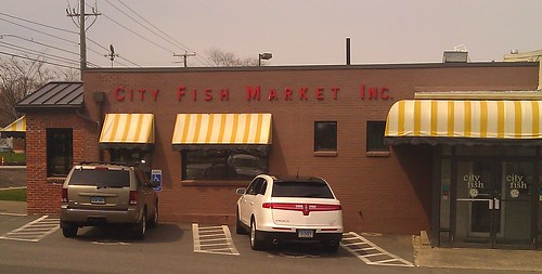 City Fish Market, Wethersfield