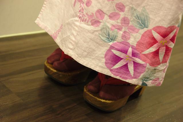 0855 - Con los Kimonos