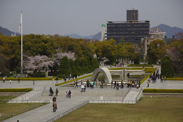 0887 - Hiroshima y museo de la Paz