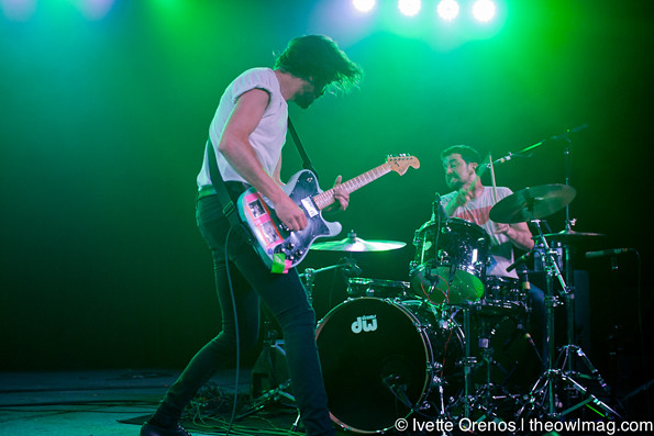 Japandroids @ Glass House, Pomona 4/22/13