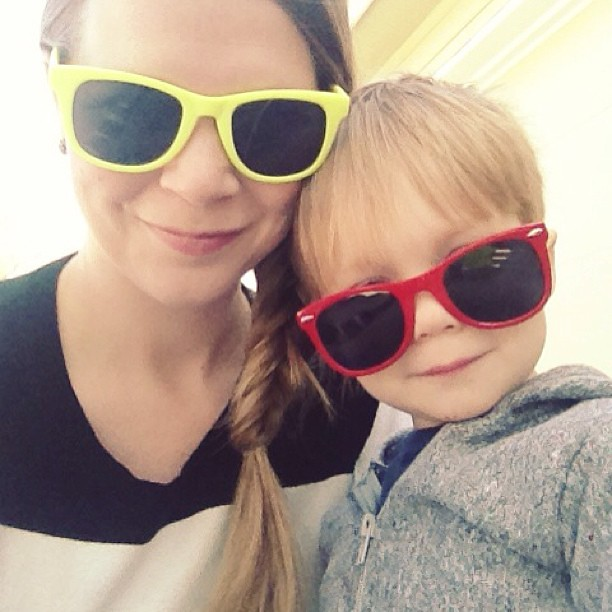 Matching sunnies. #sorrynotsorry #amazing