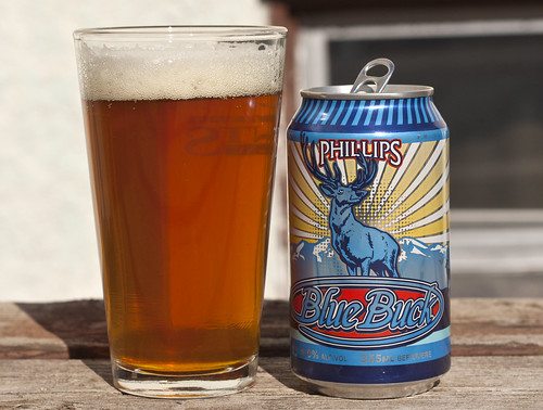 Review: Phillips Blue Buck Ale by Cody La Bière