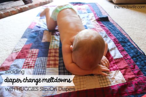 Avoiding Diaper Change Meltdowns
