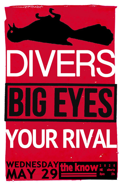 5/29/13 Divers/BigEyes/YourRival