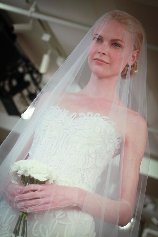Oscar de la Renta Bridal 2014 - 213