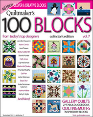quiltmaker's 100 blocks v8