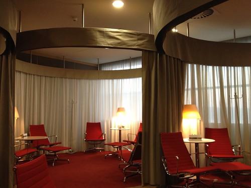 Citi gold Lounge, Praha
