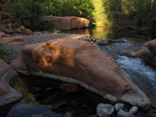 sunset arizona sunlight southwest nature water beauty creek reflections outdoors evening spring stream solitude quiet hiking peaceful canyon adventure explore oasis redrocks recreation wilderness discovery westclearcreek verdevalley creekside coconinonationalforest flowingwater riparianforest yavapaicounty zoniedude1 westclearcreekwilderness earthnaturelife canonpowershotg12 3600ftelevation canyonoasis