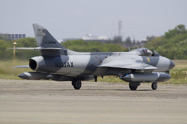 ATAC Hawker Hunter