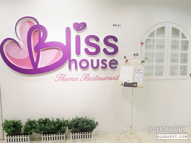 blisshouse theme restaurant review