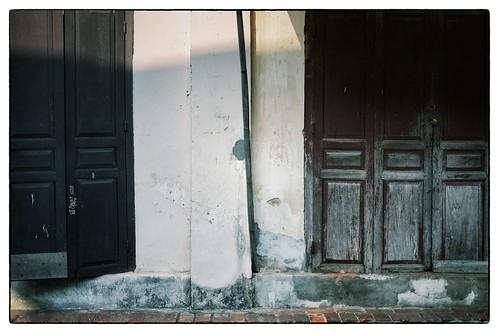 Doors, Luang Prabang, Laos. by daveweekes68