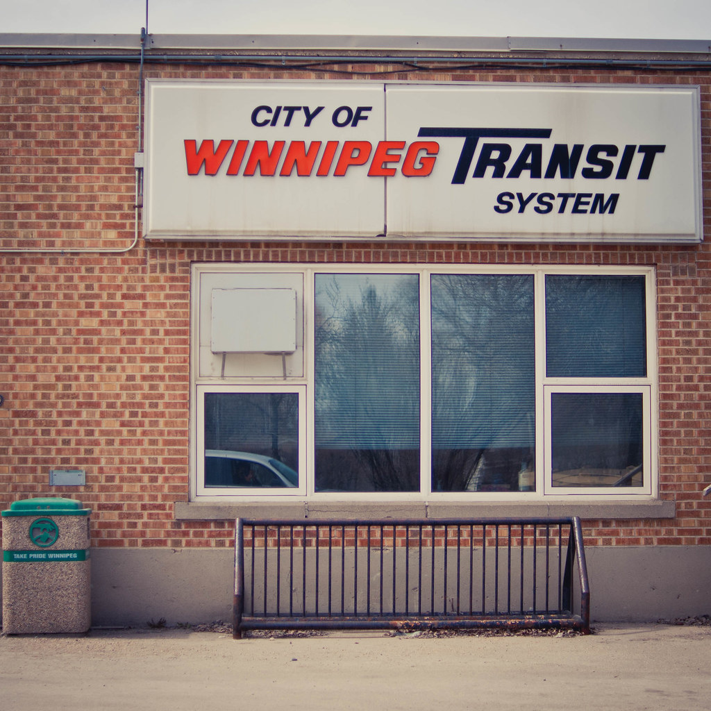 City of Winnipeg Transit System