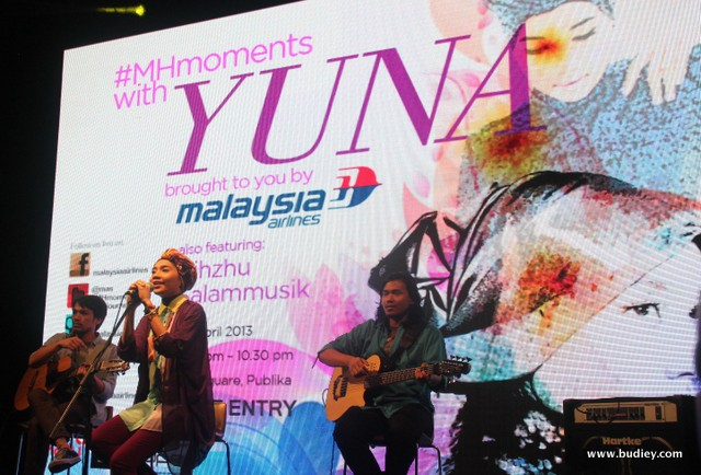 Malaysian singer-songwriter will be the face of the national carrier's ...